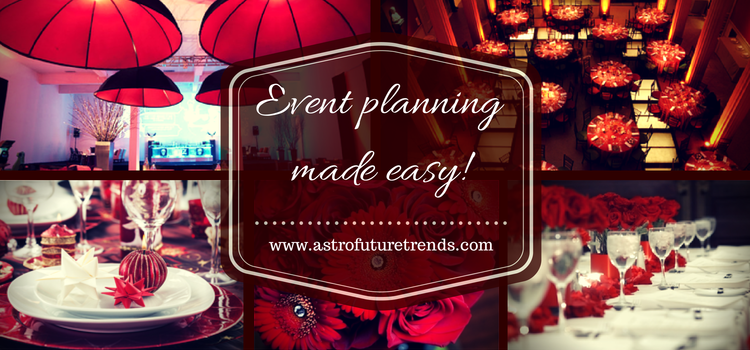 Event planning made easy!