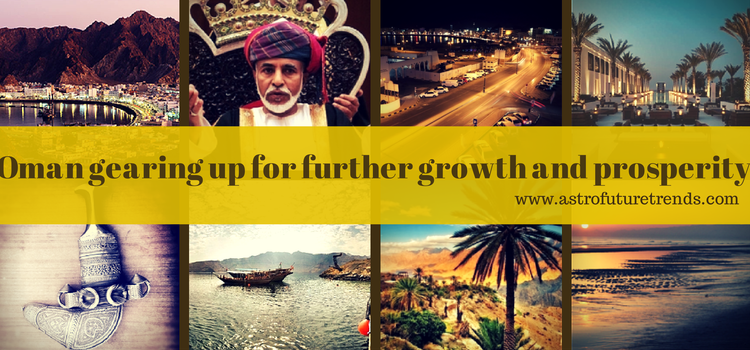 Oman gearing up for further growth and prosperity