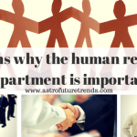 Reasons why the human resource department is important